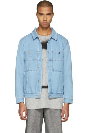 Etudes - Blue Denim Guest Jacket