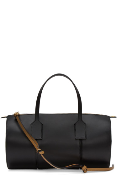 Loewe - Black Small Barrel Bag
