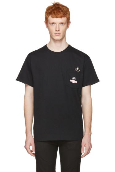Toga Virilis - Black Stud T-Shirt