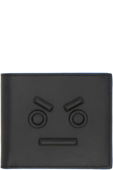 Fendi - Black 'No Words' Wallet