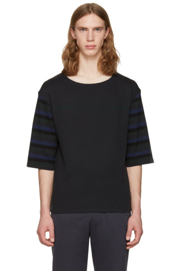 Stephan Schneider - Black Silly T-Shirt