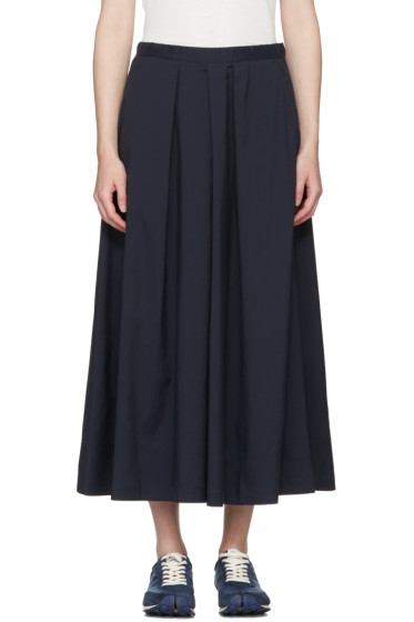 Blue Blue Japan - Navy Hakama Trousers