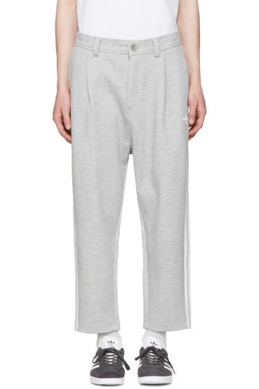 adidas Originals - Grey NYC 7/8 Lounge Pants