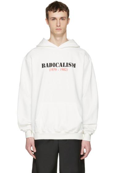 Noon Goons - Off-White 'Radicalism' Hoodie