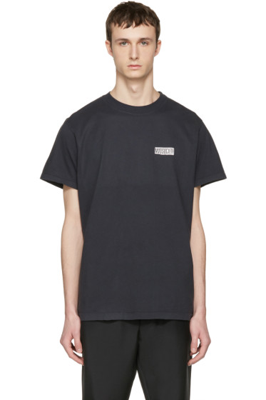 Noon Goons - Black 'Mad Society' T-Shirt