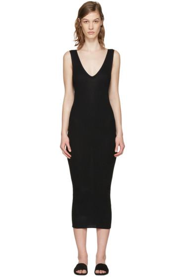 Totême - ブラック アソロ ドレス