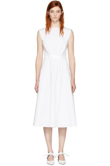 Protagonist - White 48 Dress