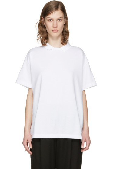 Chimala - Off-White Skipper Polo