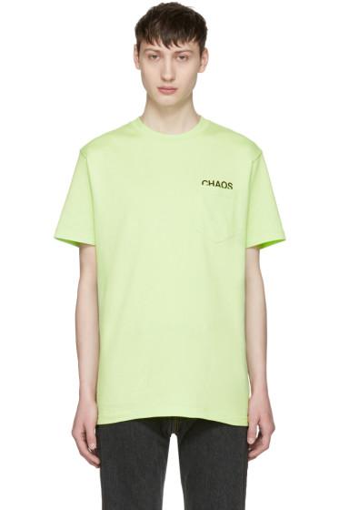 Alyx - Green Pocket T-Shirt