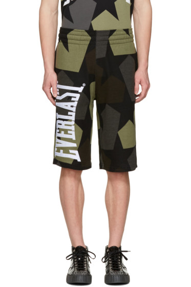 Ports 1961 - Brown Everlast Edition Stars Shorts
