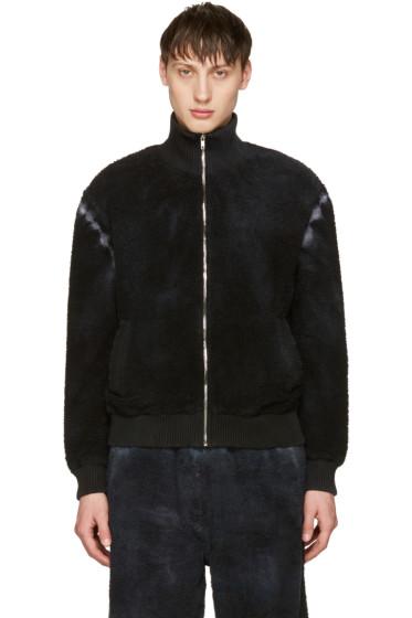 Haal - Black Tauri Zip Sweater