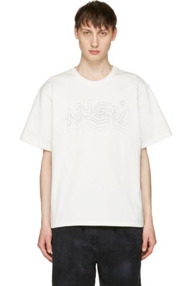 Haal - Off-White 'Angel' Tug T-Shirt