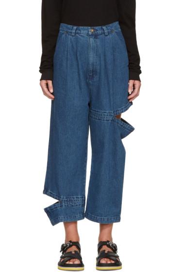 Perks and Mini - Indigo Bribri Release Jeans