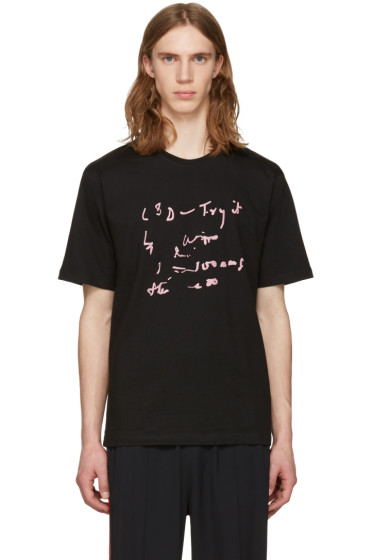 Perks and Mini - Black 'Try It' T-Shirt