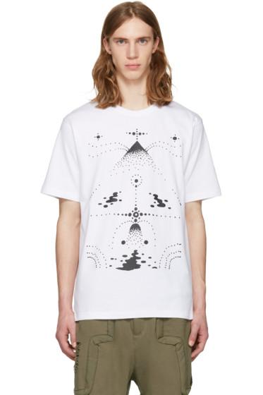 Perks and Mini - White Secret Circuit T-Shirt