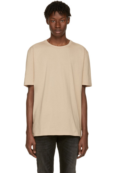 Tiger of Sweden Jeans - Beige Biggie T-Shirt