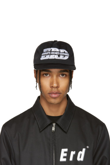 Enfants Riches Déprimés - Black Alt Logo Cap