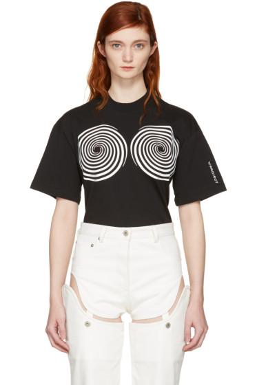 Y/Project - Black Circles T-Shirt
