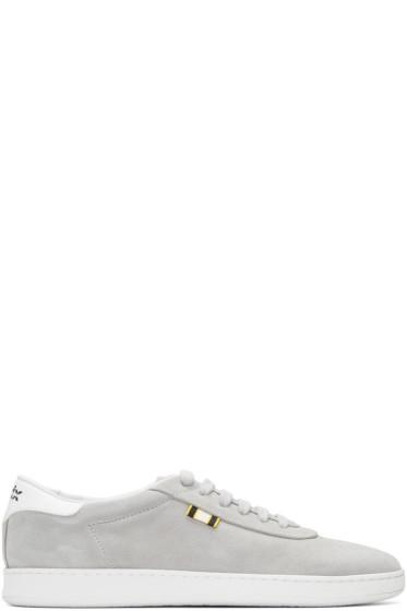 Aprix - Grey Suede APR-002 Sneakers
