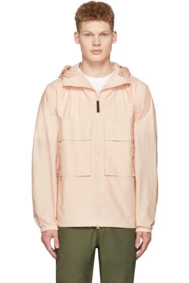 Saturdays NYC - Pink Travis Windbreaker Jacket