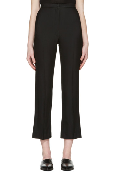 Khaite - Black Audrey Trousers
