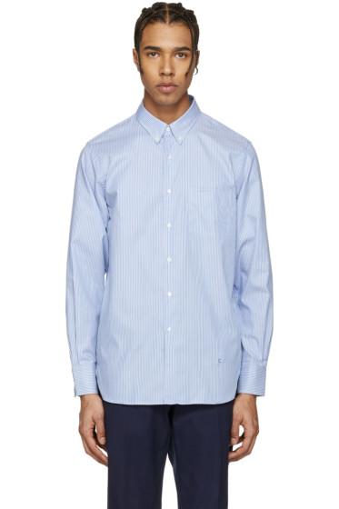 Childs - Blue Fleet Shirt