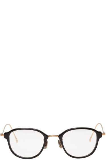 Eyevan 7285 - Black Model 555 Glasses