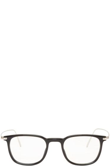 Eyevan 7285 - Black Model 412 Glasses