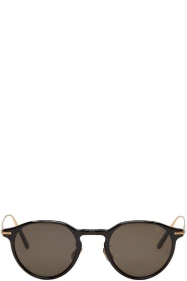Eyevan 7285 - Black Model 749 Sunglasses