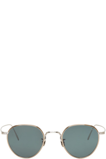 Eyevan 7285 - Silver Model 539 Sunglasses