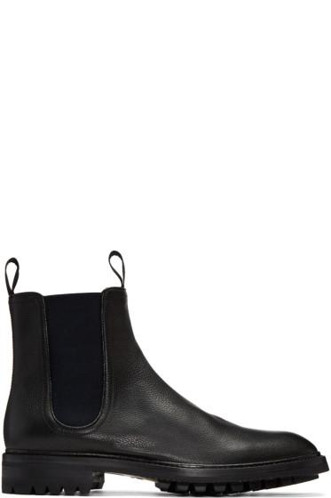 Rag & Bone - Black Spencer Chelsea Boots