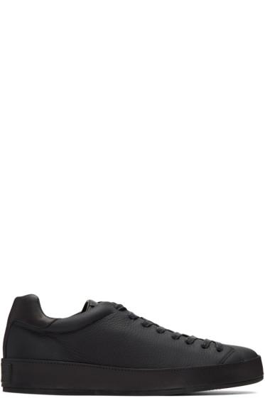 Rag & Bone - Black RB1 Low Sneakers