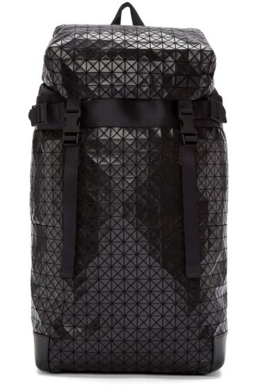 Bao Bao Issey Miyake - Black Geometric Hiker Backpack