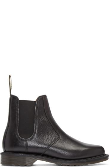 Dr. Martens - Black Victor Boots