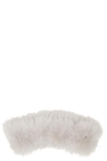 Yves Salomon - Grey Fur Collar