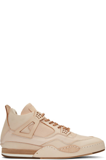 Hender Scheme - Beige Manual Industrial Products 10 Sneakers