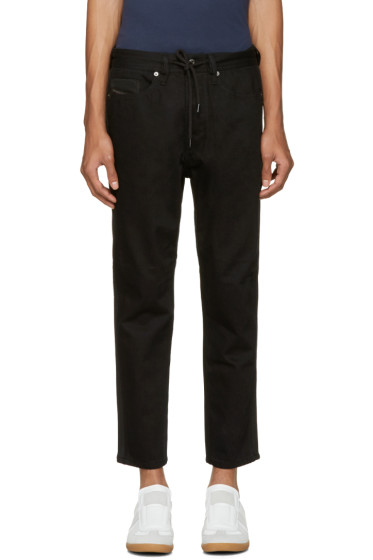 Diesel - Black D-Ray Trousers