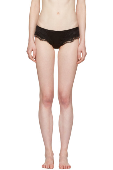 Dolce & Gabbana - Black Lace Briefs