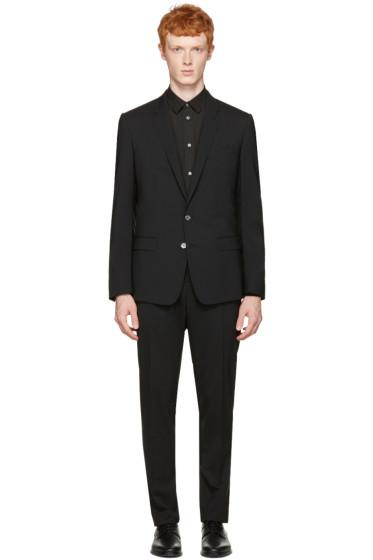 Dolce & Gabbana - ブラック マティーニ スーツ