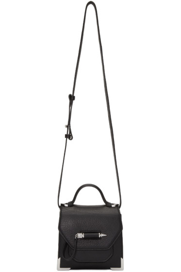 Mackage - Black Mini Rubie Messenger Bag