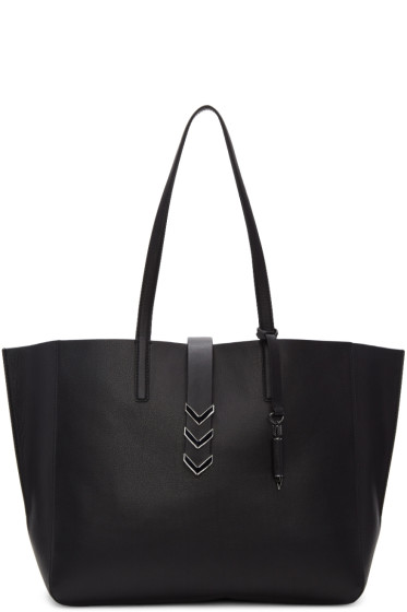 Mackage - Black Aggie Shopper Tote