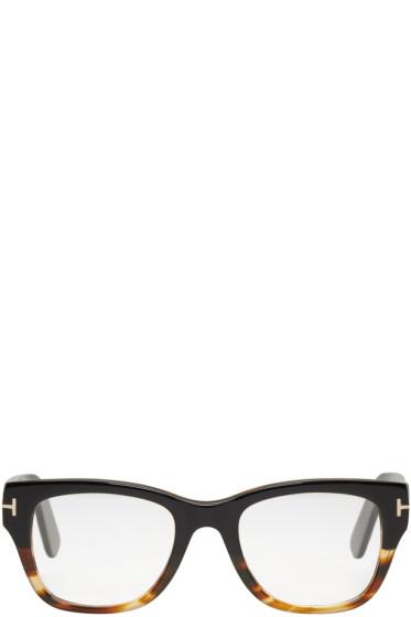 Tom Ford - Black & Tortoiseshell TB 5379 Glasses