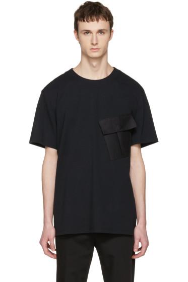 Public School - Black Foss T-Shirt