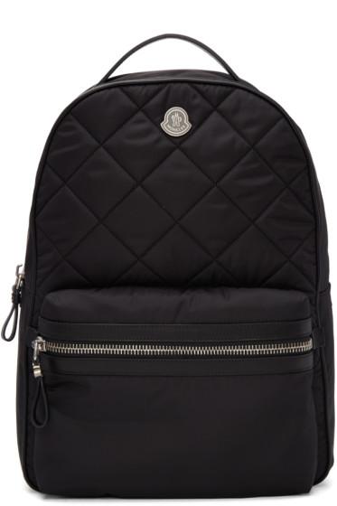 Moncler - Black Gigi Backpack