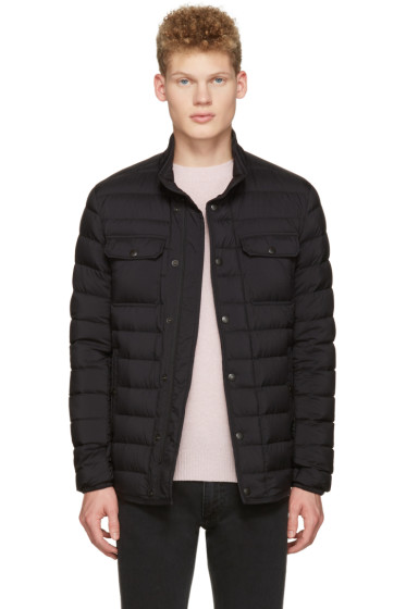 Moncler - Black Down Faust Jacket