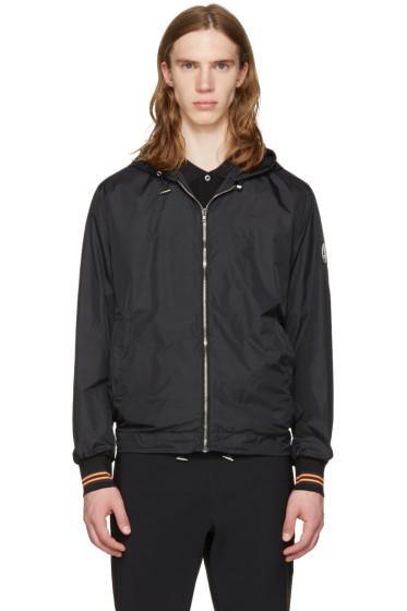 McQ Alexander McQueen - Black Hooded Jacket