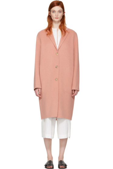 Acne Studios - Pink Avalon Doublé Coat