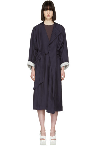 Acne Studios - Navy Oceane Coat