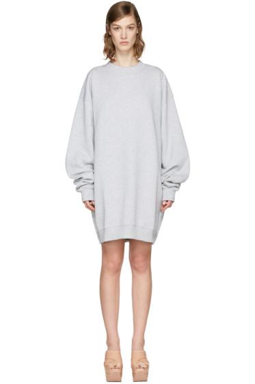 Acne Studios - Grey Yanin Oversized Pullover