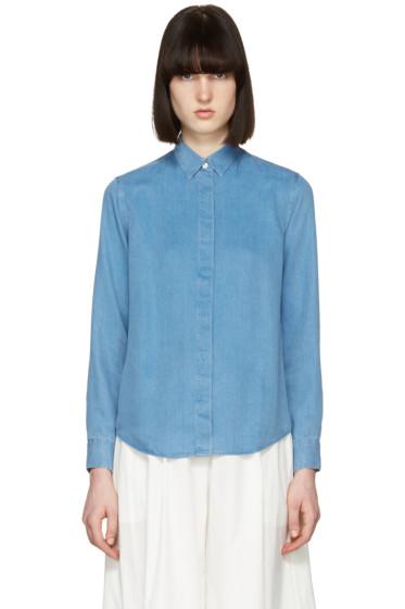 Acne Studios - Blue Denim Beaumont Shirt